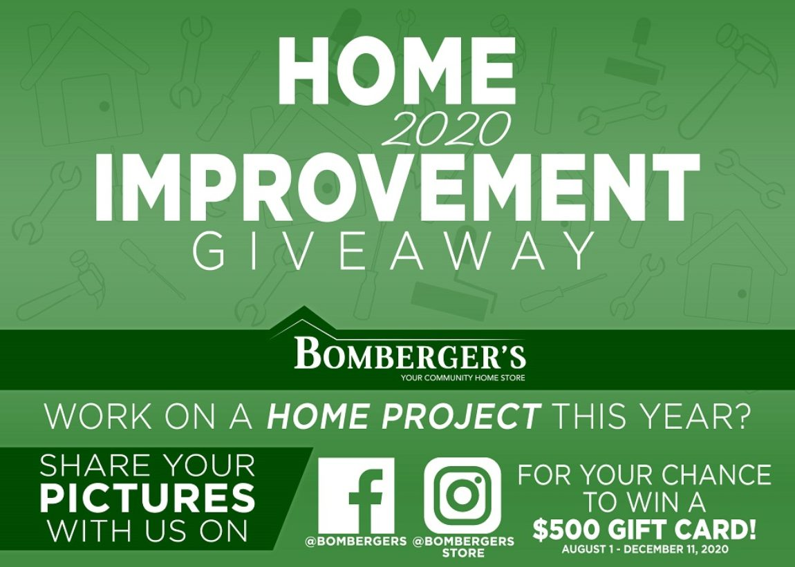 Home Improvement Giveaway 2020 - Updated Imagery - 10.7.2020 - For Web